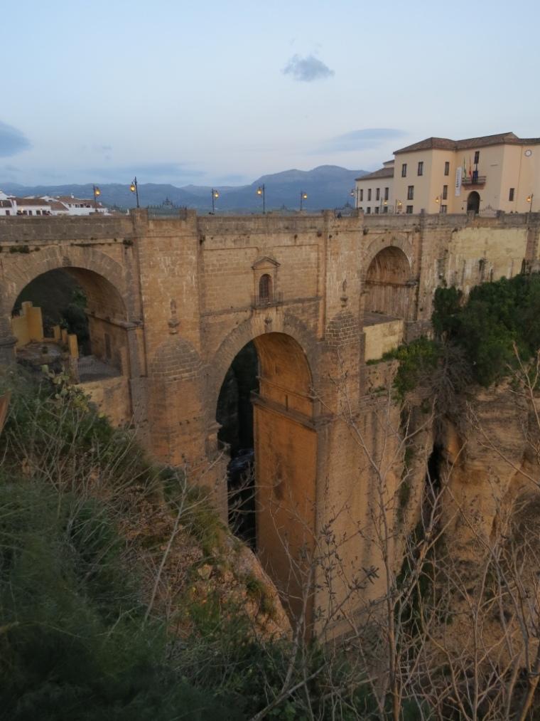 Ronda Pont Andalousie