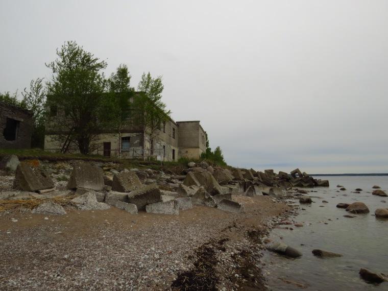Station observation maritime baie de Viniistu.