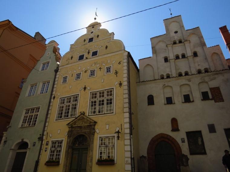 Riga les 3 sœurs