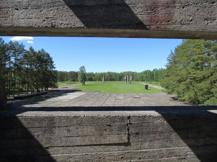 Mémorial de Salaspils Riga