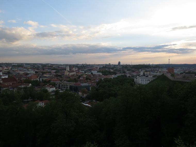 Vilnius Etats Baltes