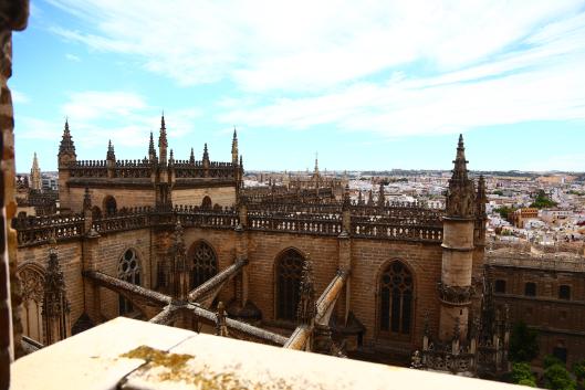 Séville cathédrale Andalousie