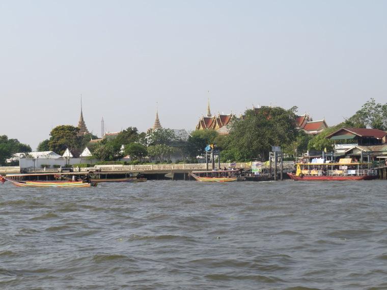Chao Praya croisière Bangkok