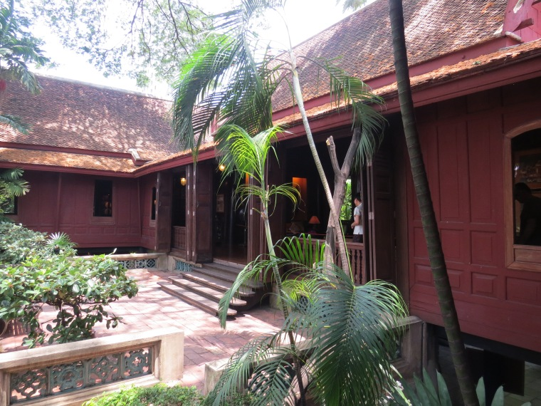 Maison de Jim Thompson Bangkok