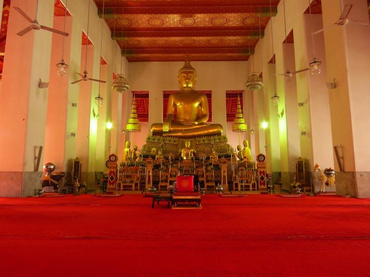 Centre étude bouddhique Wat Mahathat