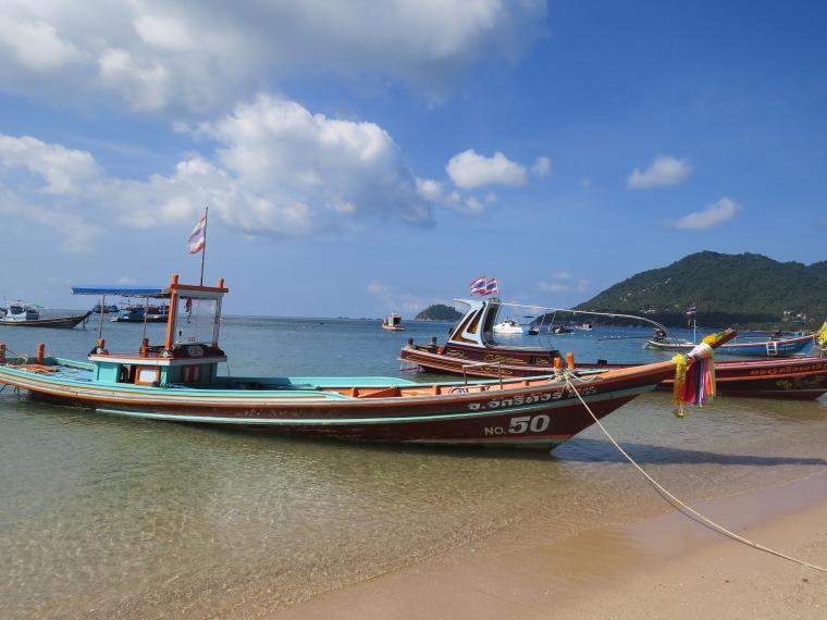 Kho Tao île plongée