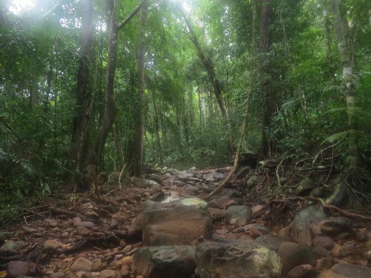 Ludu Waterfalls Kho Tarutao