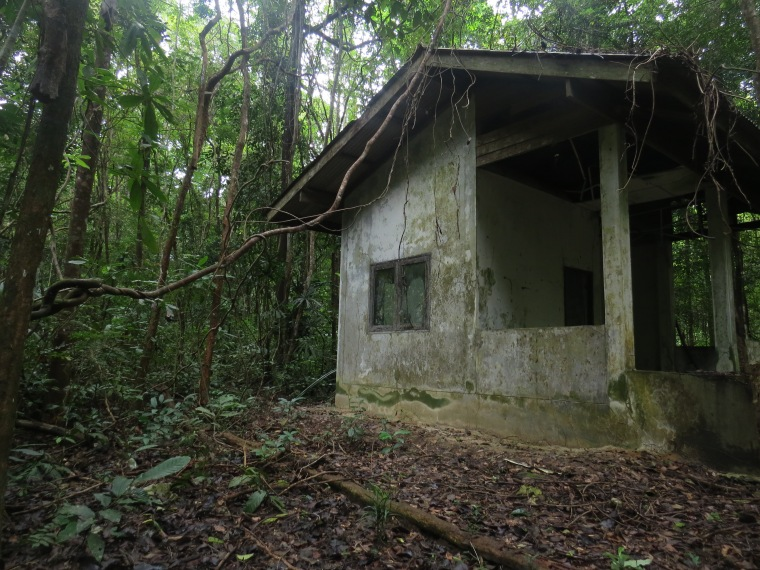 Ao Talo Wow, l'ancien bagne ruine