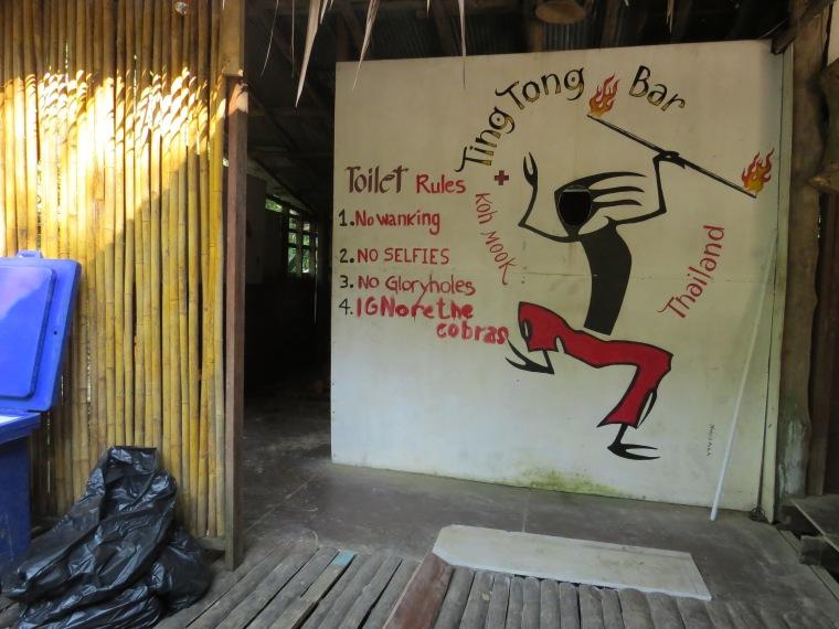 Kho Mook Thailande