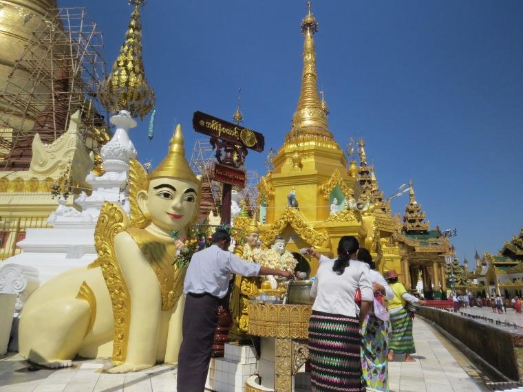 Paya Shwedagon