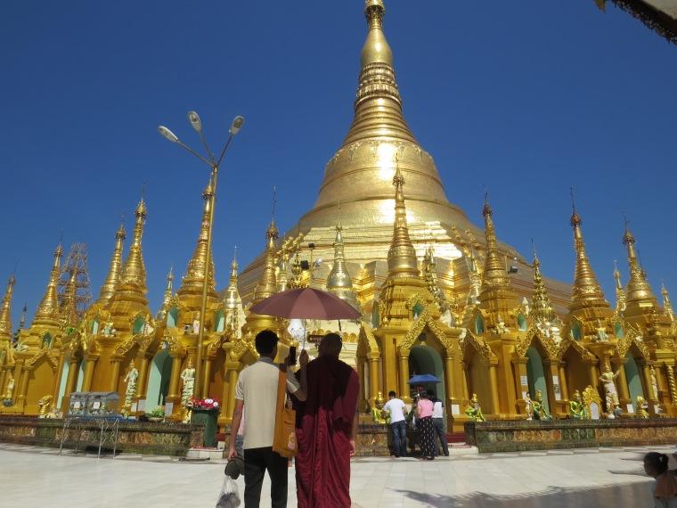 Paya Shwedagon yangon