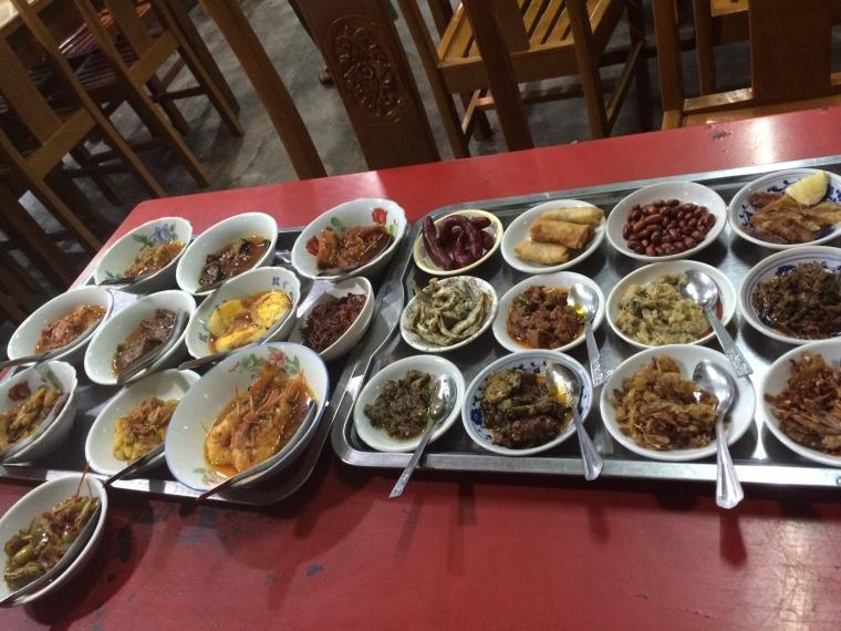 Manger birman : Myo Myo Myanmar