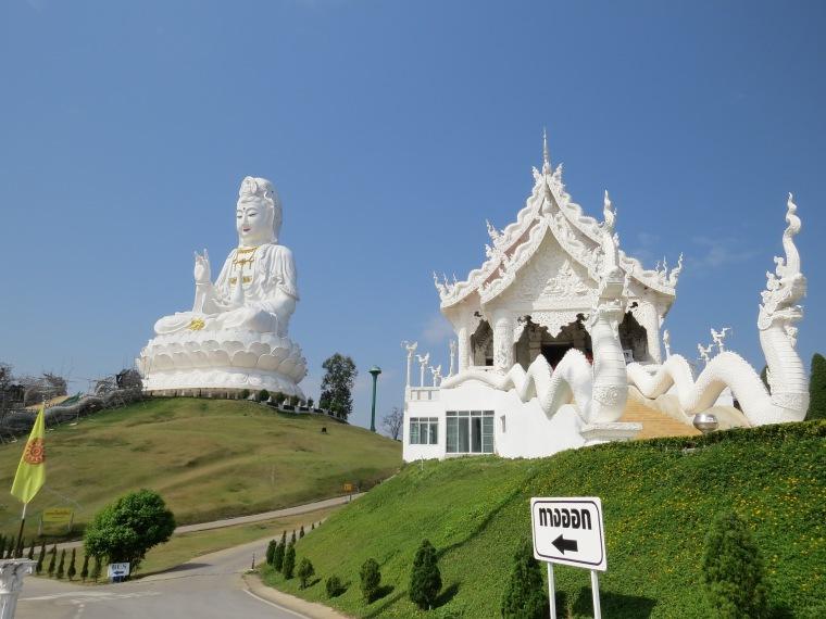Chiang Rai déesse compassion