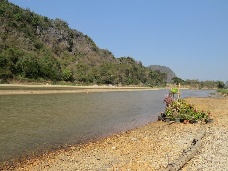 Chiang rai beach plage chiang rai