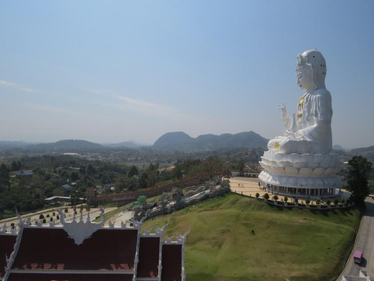 Bouddha géant Chiang rai