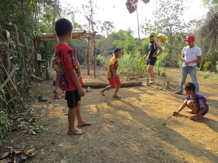 Fasay Garden tourisme solidaire Laos