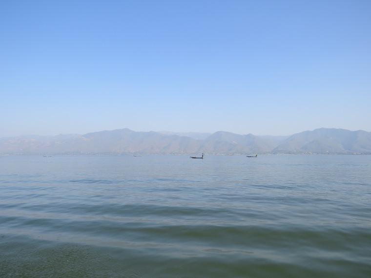 pêcheurs lac Inlé