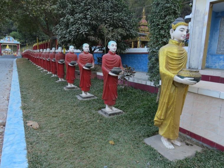 Kawt Ka Thaung Cave Hpa an