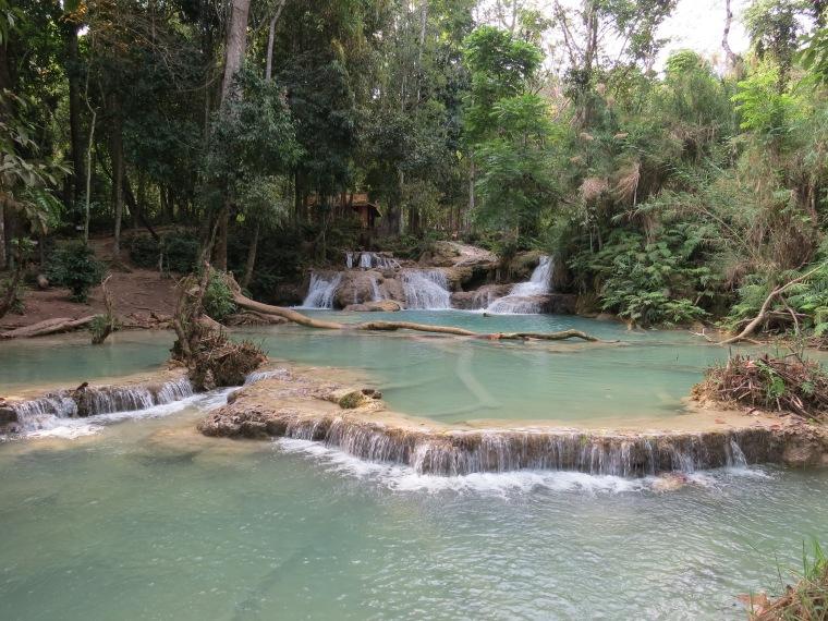 Cascades Laos Luang prabang
