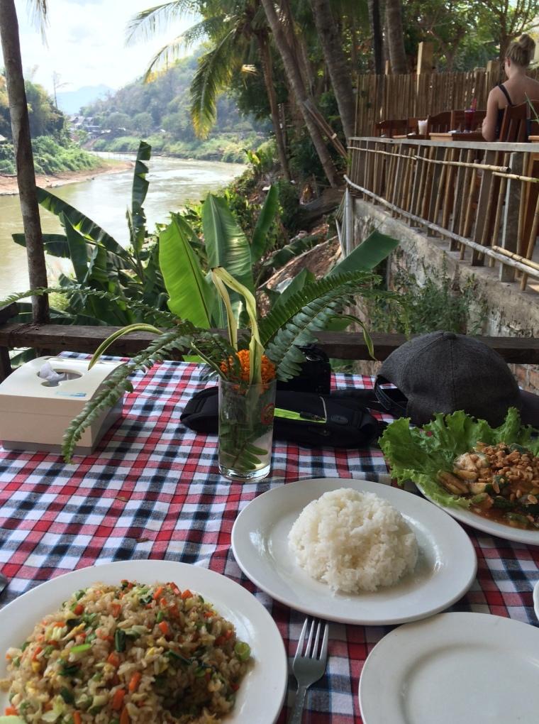 Resto pas cher Laos Luang prabang