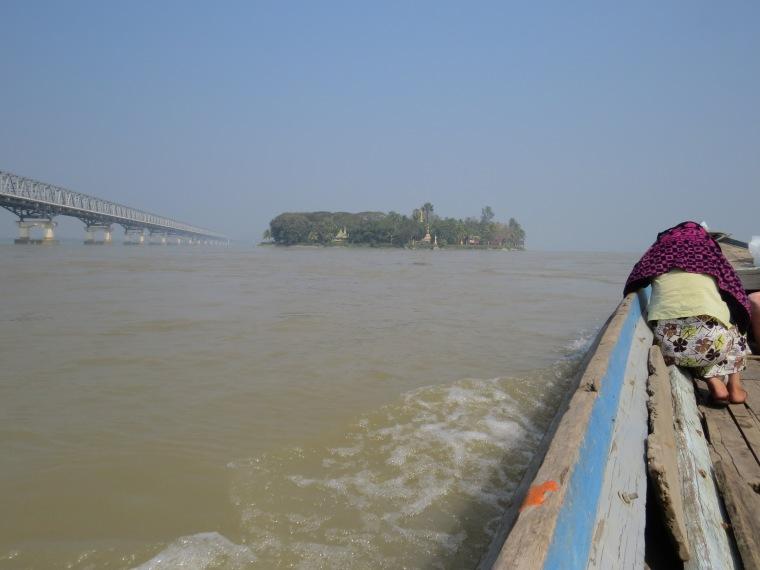 L'île du shampoing Birmanie