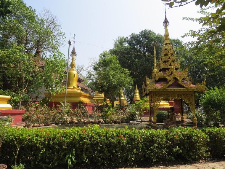 L'île du shampoing Myanmar
