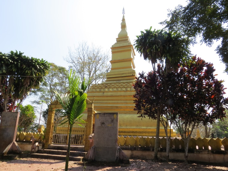 Luang Namtha nord laos