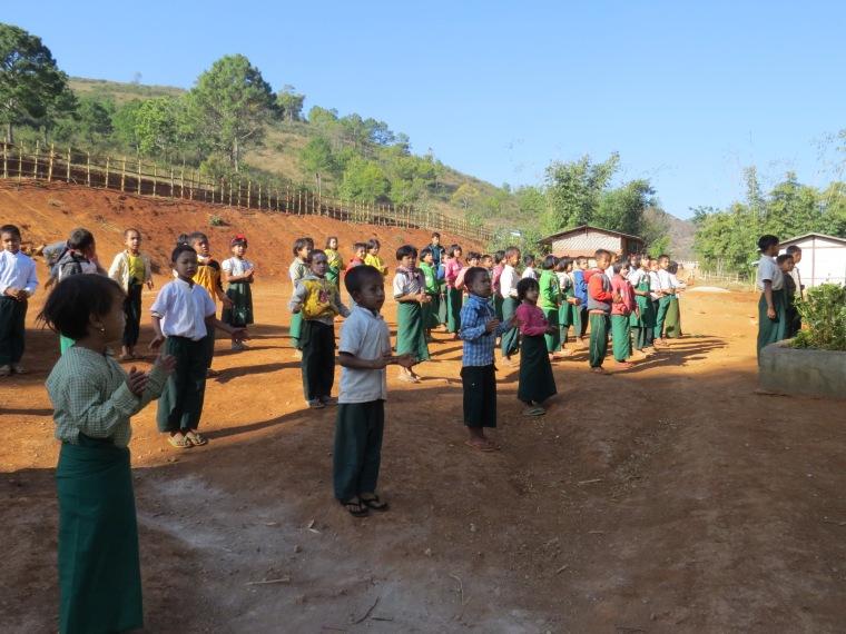 école Myanmar