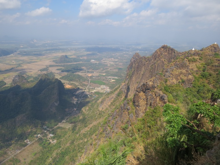 Mont Zwegabin Hpa An