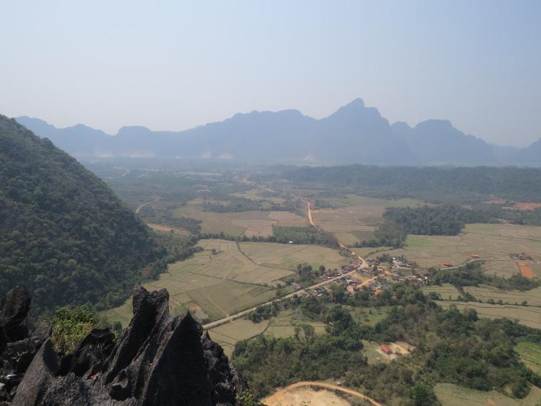 Pha Ngeun Viewpoint Laos