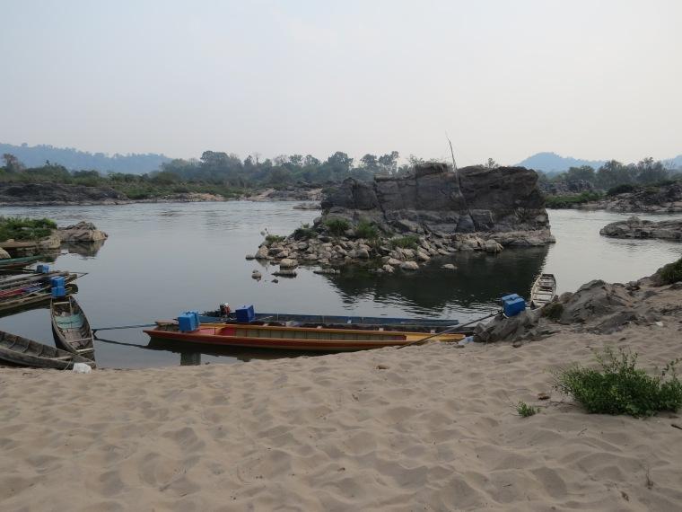 Où se baigner Laos 4000 îles