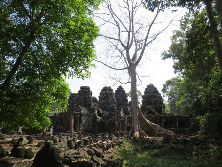 Monastère bouddhique de Banteay Angkor