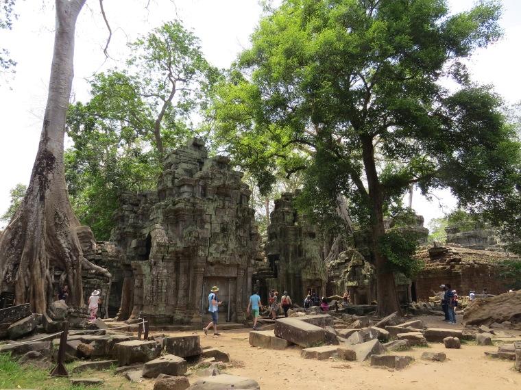 3 jours dans les temples d'Angkhor Tar