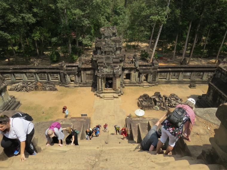 3 jours dans les temples d'Angkhor