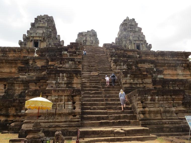 3 jours dans les temples d'Angkhor Cambodge