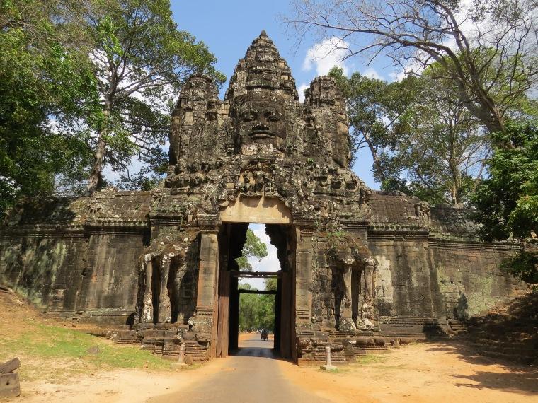 Circuit visite Angkhor