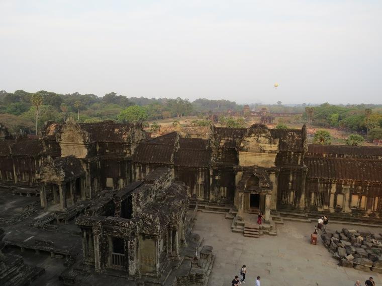 Angkor Wat Lever de soleil