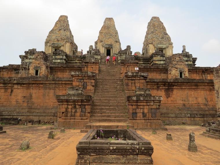 Cambodge visiter les temples