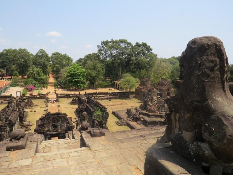 Bakong Temples de Roluos