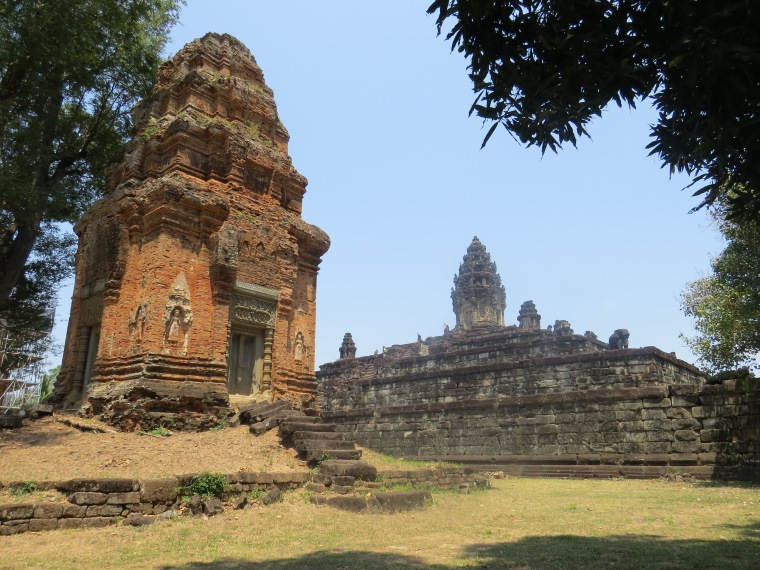 Bakong Temples de Roluos Cambodge