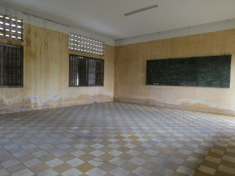 Tuol Sleng visite Phnom Penh