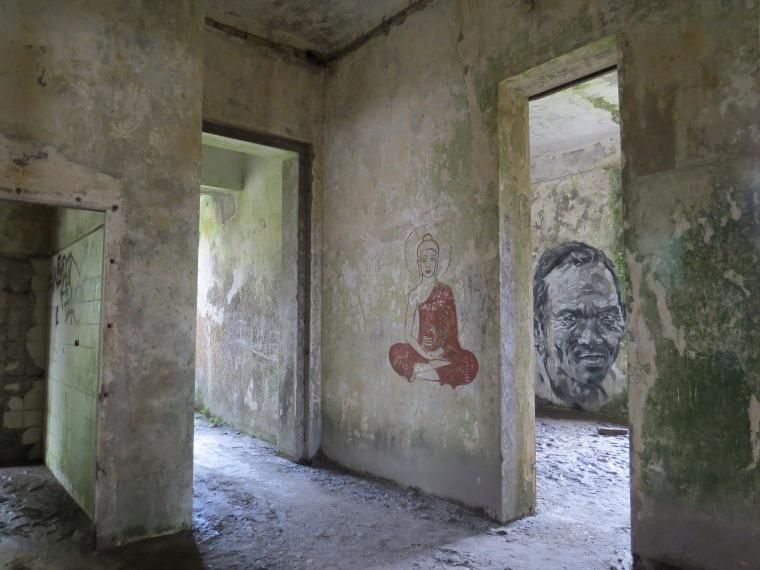 King Monivong's Residence Urbex Bokor Cambodge