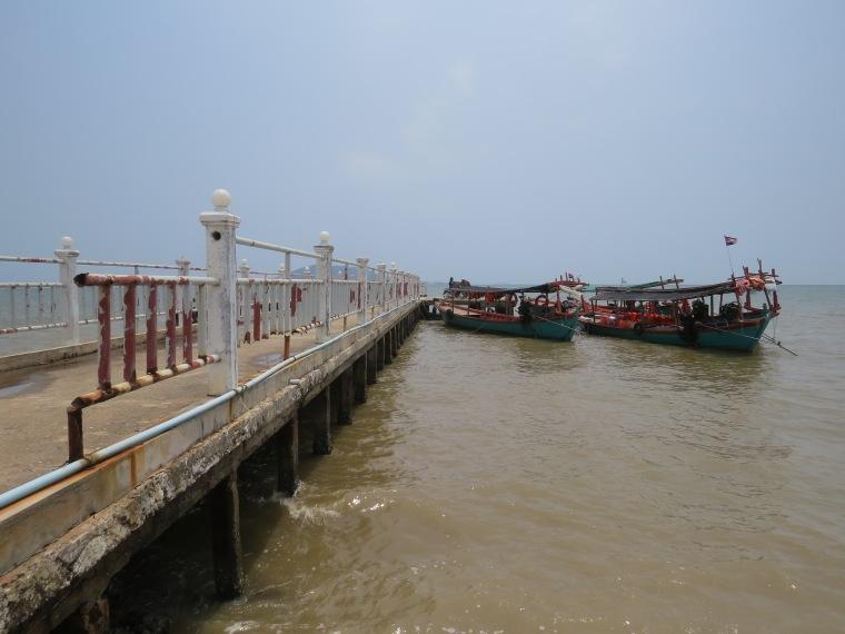 Kep Cambodge ville du crabe