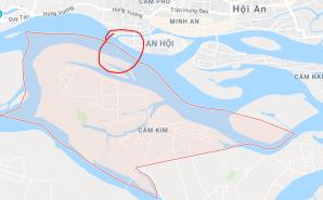île de Cam kim Hoi An