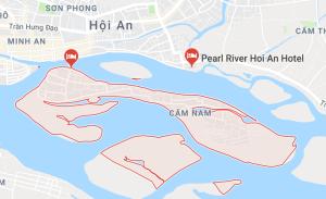 île Cam Nam Hoi An