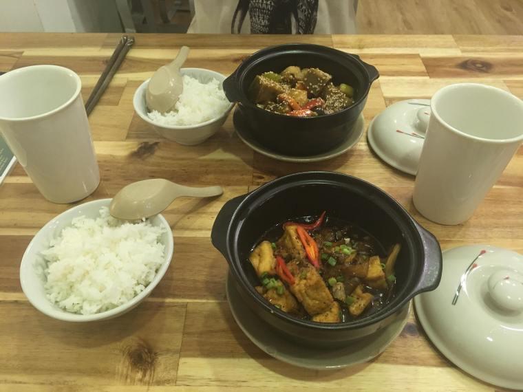 Phuc Quang Chay Ho Chi Minh manger végan