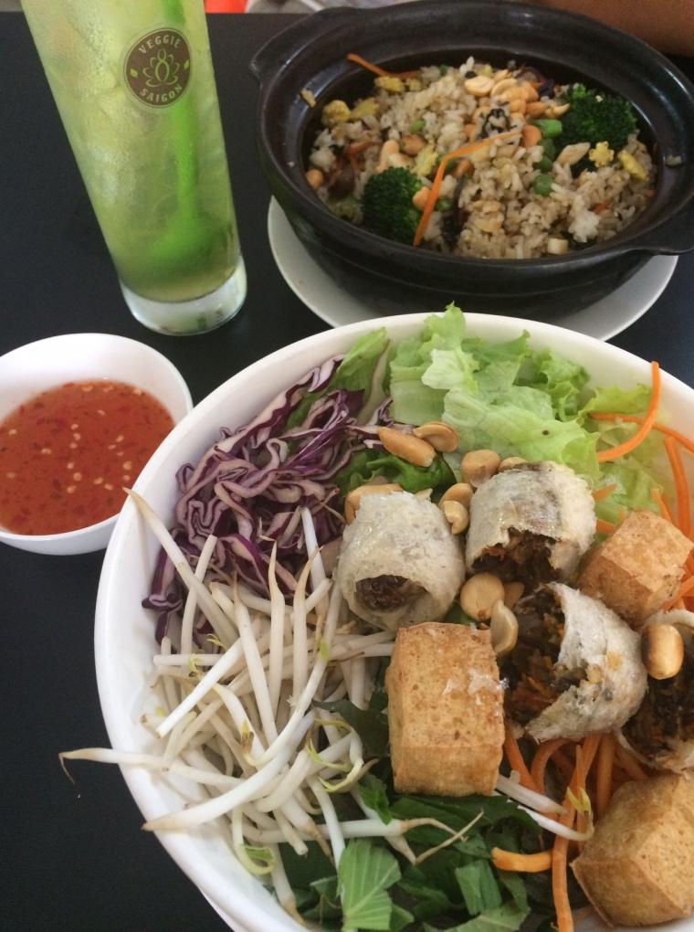 Veggie saigon Ho Chi Minh