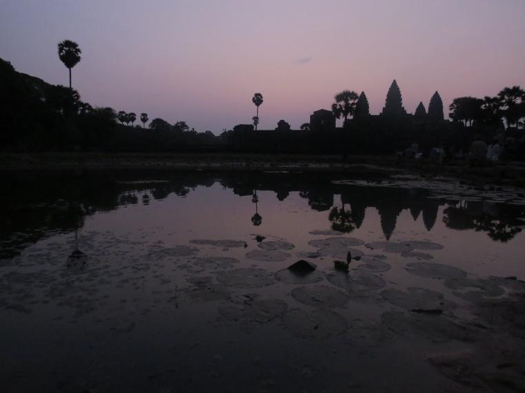 Angkor Wat Sunet