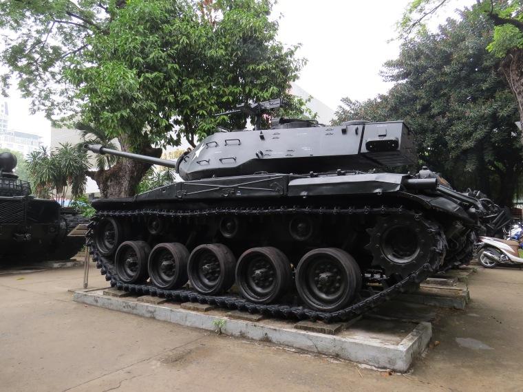 Musée des souvenirs de guerre Ho Chi Minh