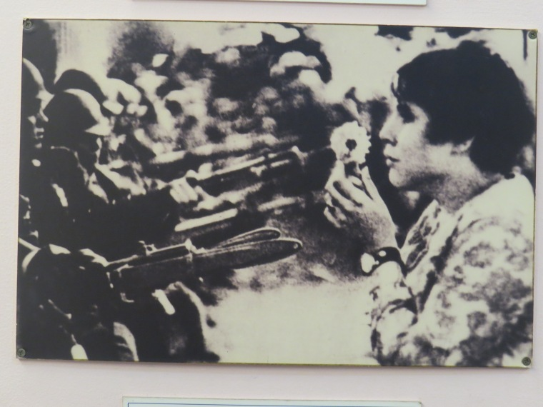Ho Chi Minh musée de la guerre